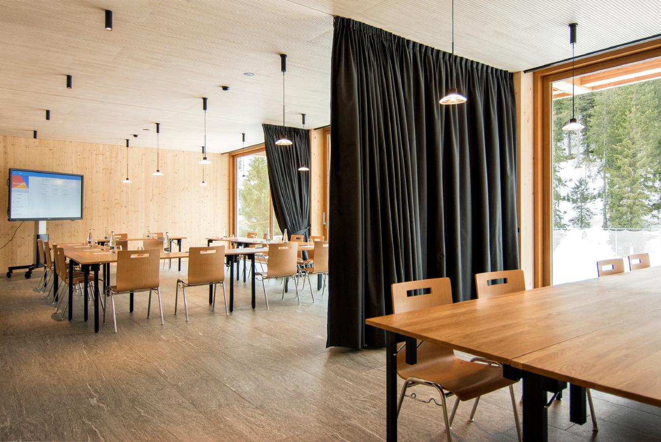 meeting room e sale conferente in Campra, Valle di Blenio, Ticino